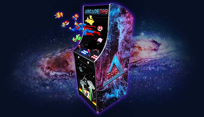 Free Arcade Machine Games